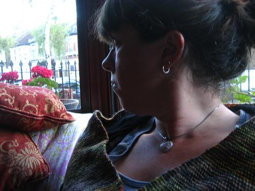 Baktus shawl