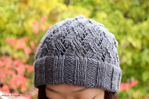 North Wind Hat Closeup