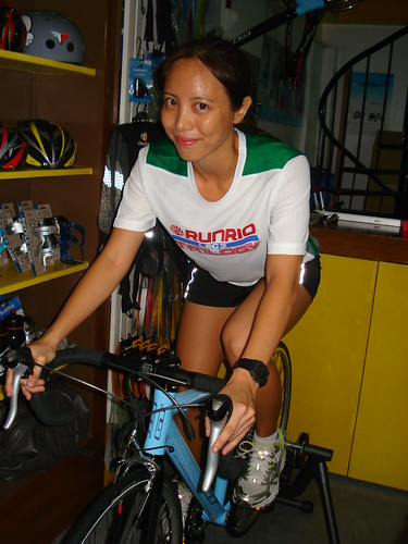 Bike Fit at All Terra Cyclery Ortigas