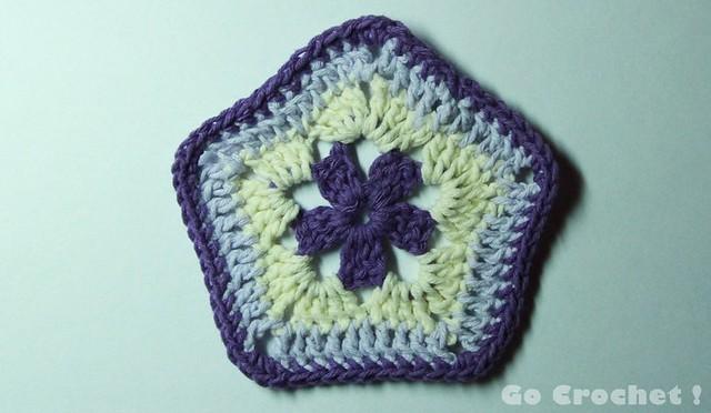 Crochet Motif 03