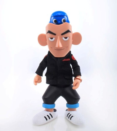 Eric So x Adidas Edison Chen Figure