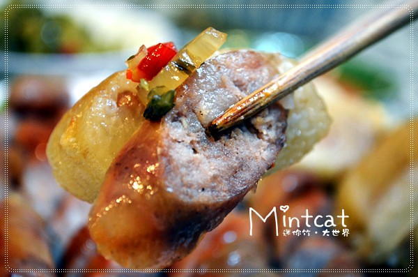 【試吃分享】花蓮美食小吃隱身巷弄裡的福建街香腸&糯米腸