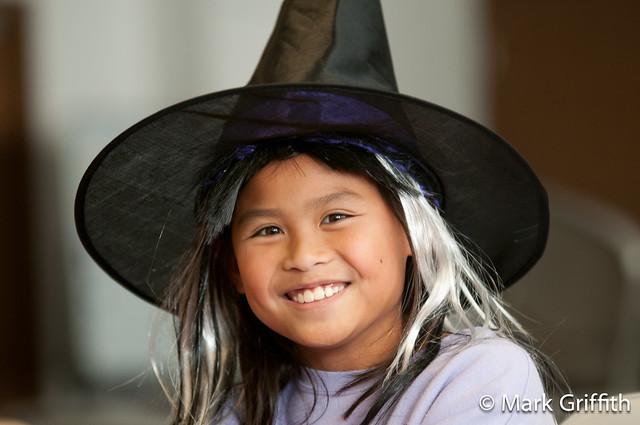 Cutest Witch Ever