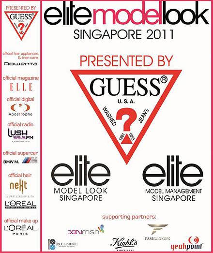 Elite Model Look Singapore 2011