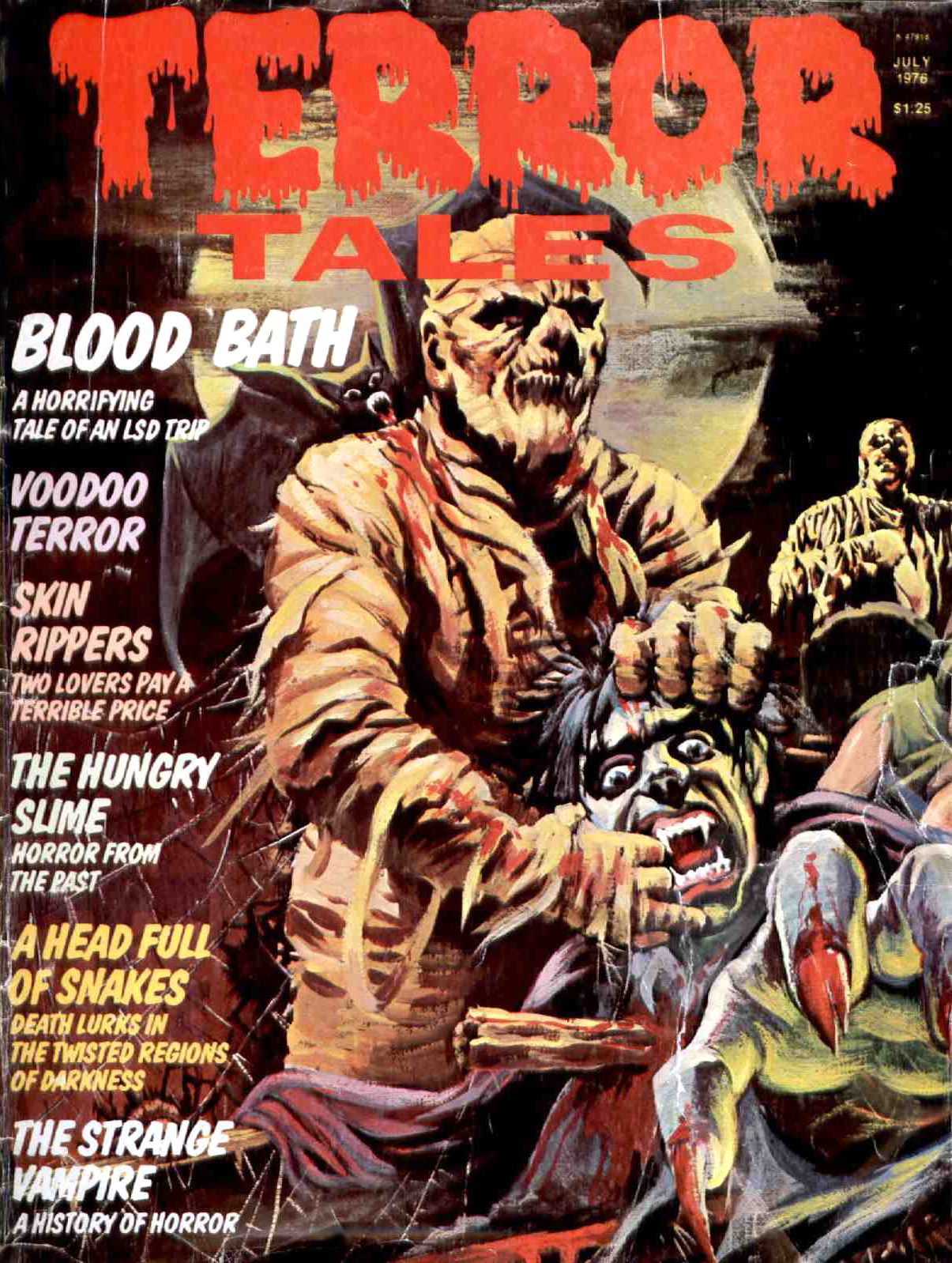 Terror Tales Vol. 07 #3 (Eerie Publications, 1976)