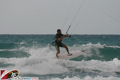 IMG_2775 (Streamer -  ) Tags: ocean friends sunset sea kite beach israel jump surf wind local 20 18  kitesurf knots parachute streamer kyte     ashkelon   ashqelon