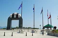 "D Day Memorial • <a style=""font-size:0.8em;"" href=""https://www.flickr.com/photos/69122677@N02/6300872874/"" target=""_blank"">View on Flickr</a>"