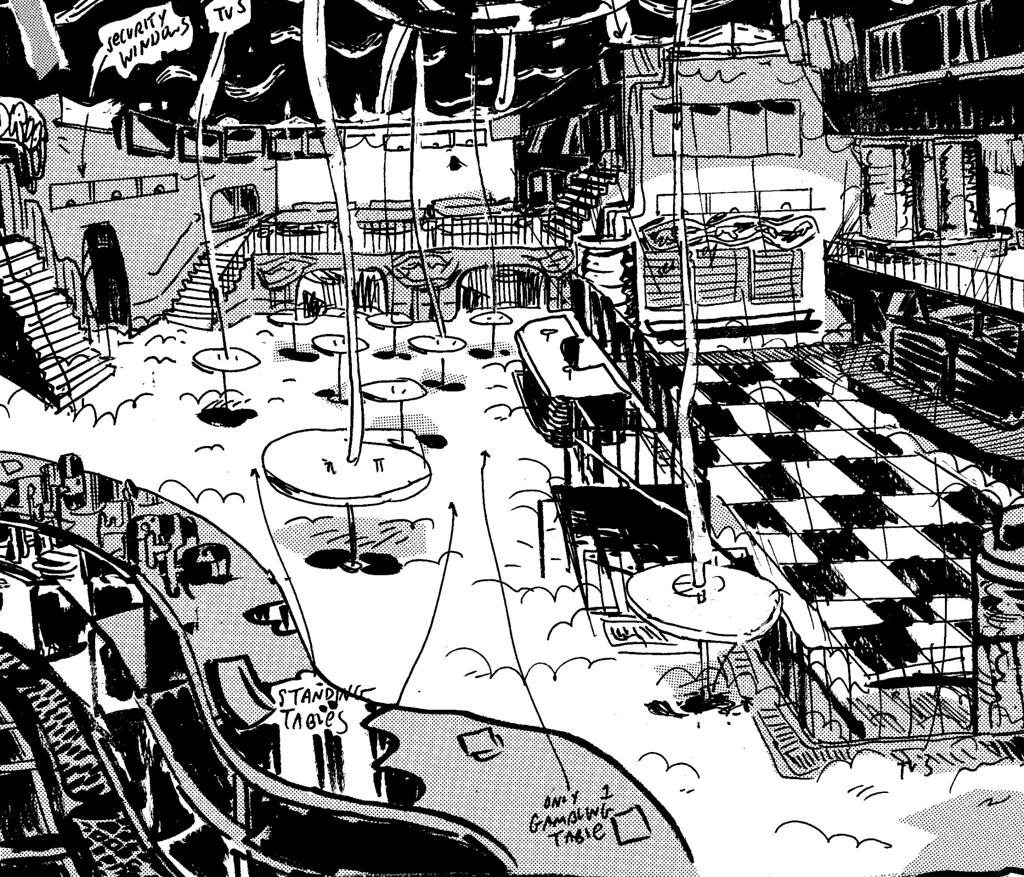 Armorio's Mercantile Bar