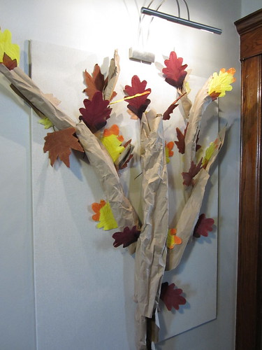 Kraft Paper Tree