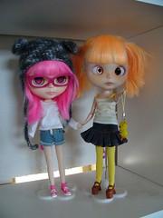 Noa and MissKitty