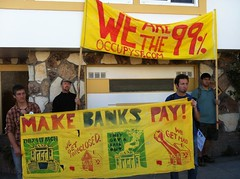 #occupysf at Bayview foreclosure action #occupyWallStreet