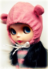 305/365: Pink plush bear