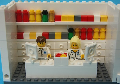 LEGO pharmacy 4
