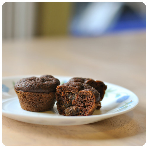 gluten-free pumpkin mini muffins