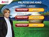 Palpites João Pinto Super Liga 10ª Jornada- Porto Sporting Braga Benfica