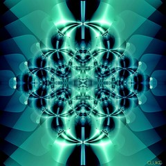 Fractal Art - Wired (_Cluke_) Tags: abstract art digital cool abstractart awesome digitalart stunning fractal fractals artsyfartsy visualart artattack fractalart avantegarde fractalexplorer colourlicious cluke