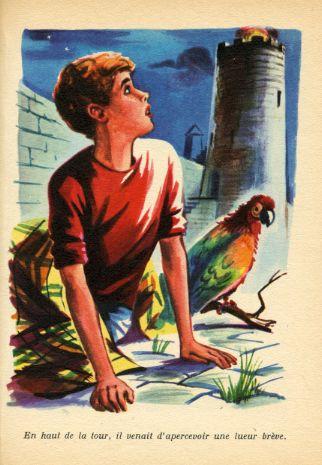 Le mystère du nid d'aigle BLYTON -image-50-150