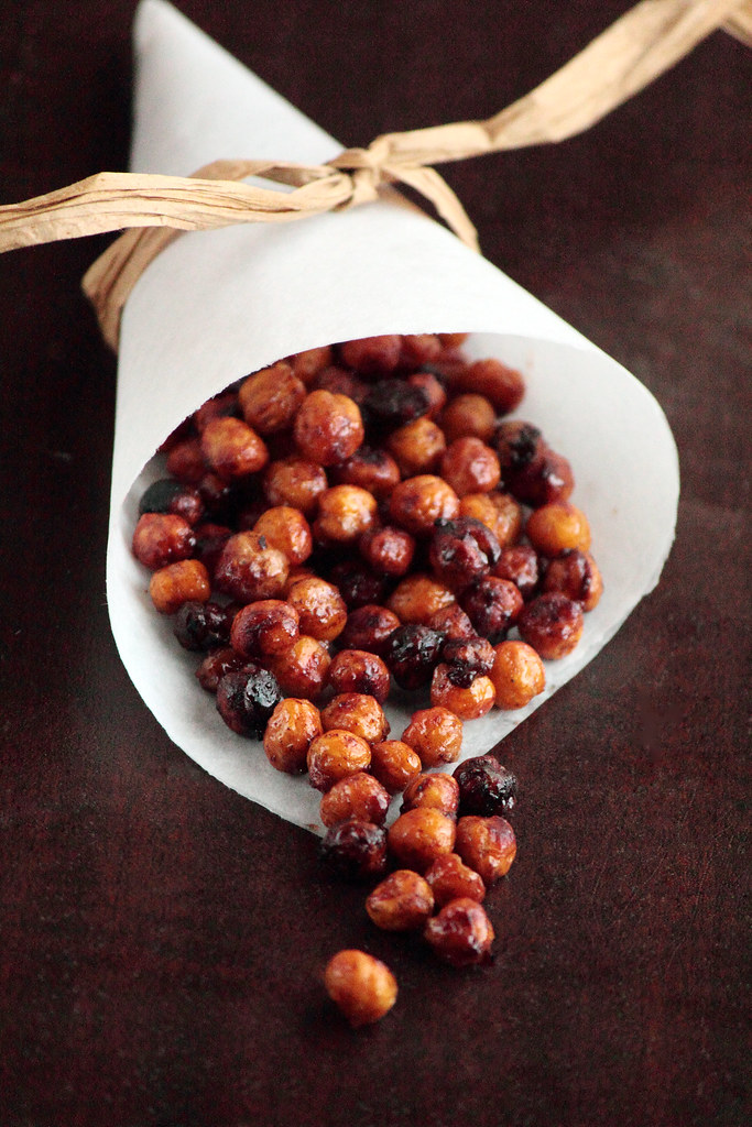 Pastry Affair | Honey Cinnamon Roasted Chickpeas