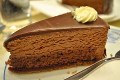 Original Sacher-torte Austria (Cristina Bruseghini de Di Maggio) Tags: torte