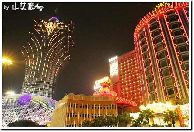 澳門夜景照片IMG_7946