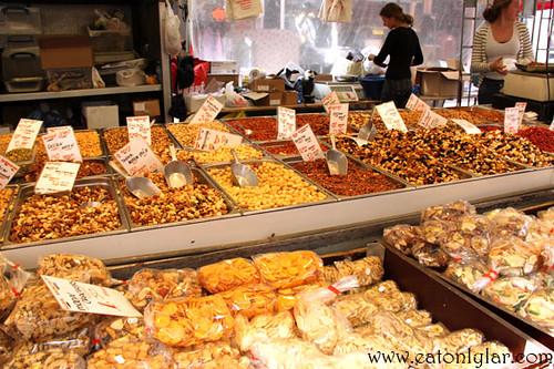 Snacks, Albert Cuyp Street Market
