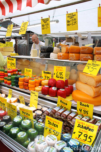 Cheese, Albert Cuyp Street Market