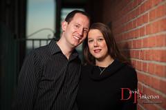 M&A Engagement (David Pinkerton) Tags: portrait love engagement couple pittsburgh pennsylvania cls sb800 nikkor85mmf14d strobist cranberrytownship lumiquestsoftboxltp