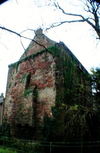 Mauchline Castle, Ayrshire