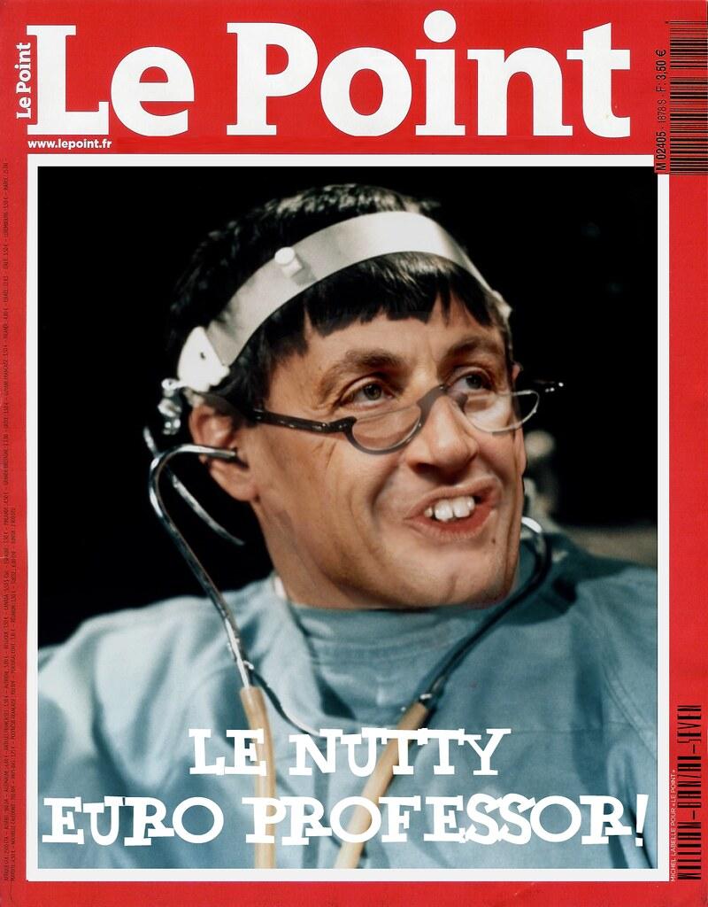 LE NUTTY EURO  PROFESSOR (FINALE)