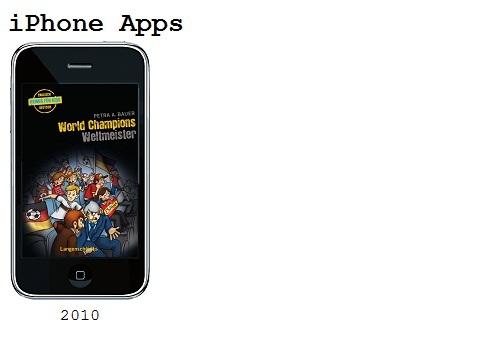 COVERGALERIE iPhoneApps