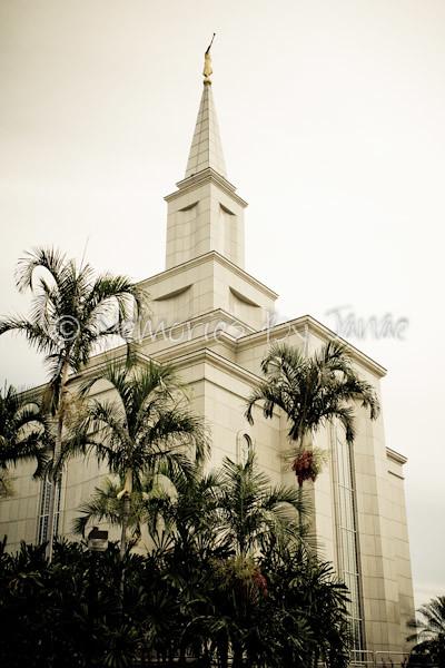 Guayaquil Ecuador Vintage LDS Temple Prints -0173