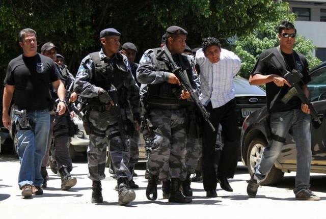 Thumbnail for Police occupies Rocinha, Vidigal and Chácara do Céu slums, in Rio de Janeiro