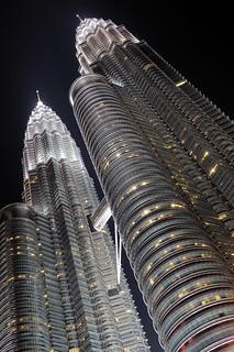 Petronas Towers, KL, Malaysia