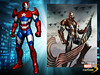 Iron Patriot Iron Man Costume Ultimate Marvel vs Capcom 3