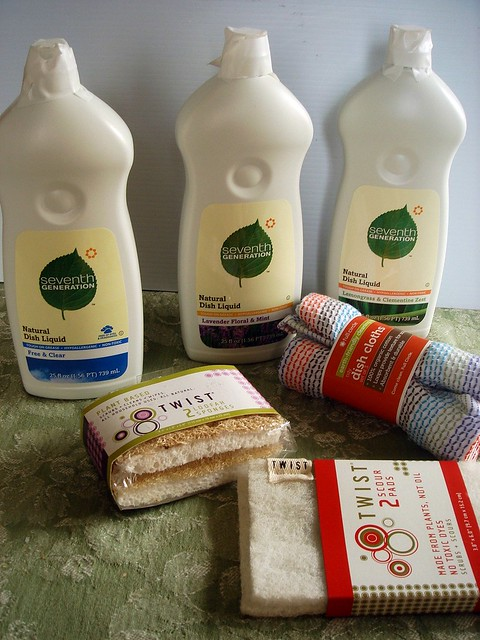 Seventh Generation Natural Dish Soap Review & Giveaway