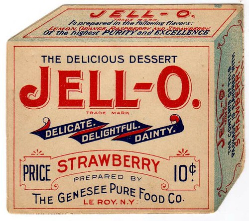 Bring it Back: Jell-O Molds