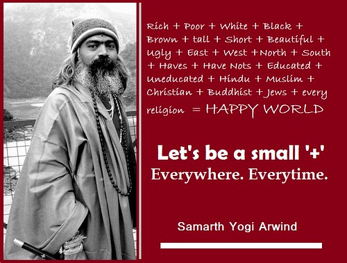 Samarth-Yogi-Arwind-Happy-World by Yogi Arwind Foundation