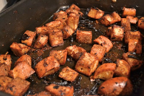 olive bread croutons