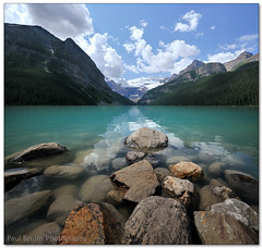More Lake Louise (Panorama Paul) Tags: canada alberta lakelouise banffnationalpark nohdr sigmalenses nikfilters vertorama nikond300 wwwpaulbruinscoza paulbruinsphotography fleursetpaysages