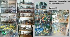 Lego Star Wars collection update! (Jeroen_K) Tags: star lego collection wars 2012 2010 2011 minifigures 2013 legosets starwarsucs