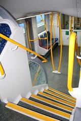 WARATAH STAIRCASE (FlashFlyGuy) Tags: train sydney rail railway australia nsw newsouthwales waratah doubledecker aset southline citryrail