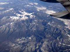 Flying... () Tags: november vacation mountain holiday snow fall plane airplane fly inflight aircraft altitude flight wing jet aerial windowview boeing americanairlines rtw aereo aa 757 airliner vacanze avion montaas windowseat roundtheworld amr globetrotter snowcap airplanewing areo boeing757 jetwing bjerg  26a insidetheplane worldtraveler vuori  2058  ario  snowcapmountains interiorcabin inthecabin  dallas2011 seat26a flight2058