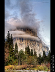 Dances with the clouds (Sankar Salvady) Tags: california ca yosemitenationalpark elcapitan yosemitevalley 2011 sankarsalvady sankarasubramanin