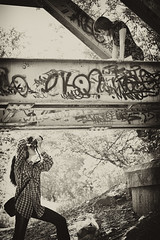 Petropavlova Daria | photoset'Japanese_motif'2011 (MrVertrau) Tags: wallpaper portrait blackandwhite bw woman girl beauty japan photography photo model photos dante portrt photograph singer frau mdchen daria  schnheit fotografin sngerin        rothaarig           petropavlova