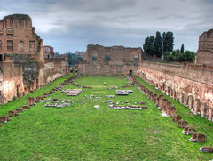 Palatine Hill Courtyard, Rome, Italy (**Anik Messier**) Tags: italy rome archaeology ruins courtyard palatinehill excavations sevenhills monspalatinus collispalatium artistpicks anikmessiercopyright