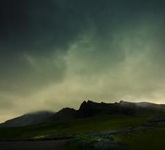 Farewell (inhiu) Tags: sky cloud nature square landscape iceland nikon farewell tones d7000 inhiu