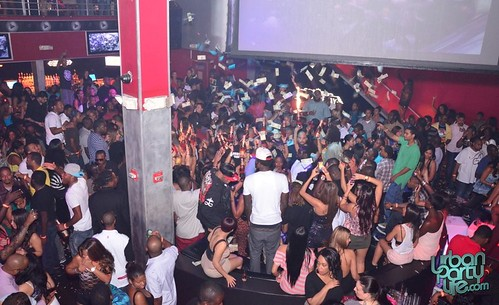 Kevin Durant Birthday Party @ club play pictures and video