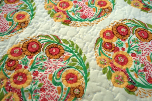 parisville mini quilt