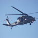 Air Force ROTC Helicopter Visit 2011