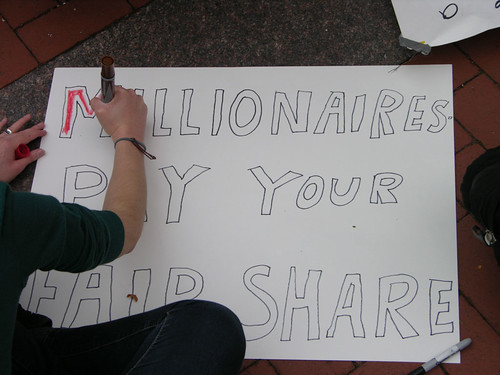 millionaires pay your fair share
